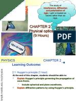 Matriculation Physics ( Physical Optics )