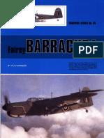 Warpaint 35 - Fairey Barracuda