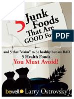 5 Bad Good Foods