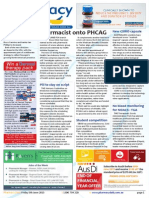 Pharmacy Daily for Fri 05 Jun 2015 - Pharmacist onto PHCAG, Pharmacy panel hearings, Pill to stay on script, Events Calendar and much more