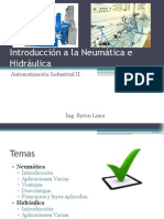 1.Introducción a La Neumática e Hidráulica