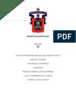 Proyecto de Investigacion-Origen de Los Rayos