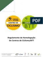 Regulamento Centros de Ciclismo Btt