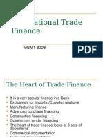 International Trade FinanceWeek1(1)