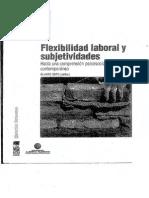 Soto, Álvaro - Flexibilidad Laboral y Subjetividades (2008)
