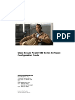Cisco Secure Router 520 User Guide