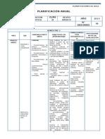 Artes Visuales Planificacion - 6 Basico