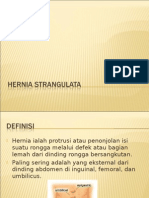 Hernia Strangulata ppt