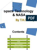 Space Technology and NASA