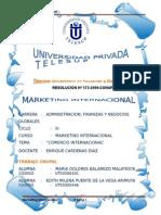 Comercio Internacional Monografico