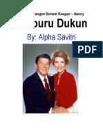 Ronald Reagan-Nancy Berburu Dukun, Bagaimana Kisahnya?
