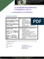 portafolio de productos ofrecidos por filgueira  cooperativas de ahorro y credito  para web3