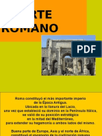 Arte Romano Arquitectura 1 - 2015