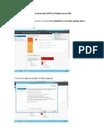 Servidor Dhcp en Windows Server 2012
