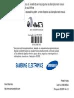 Manual Samsung SPH-A840 (Celular)