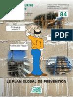 Le Plan Global de Prévention - Partie 1