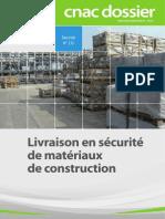 Livraison en Sécurité de Matériaux de Construction