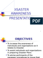 Disaster Preparedness Presentation 1[1]