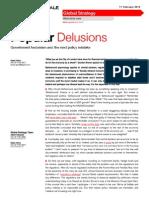 SG Report on Sovereign Off Balance Sheet Debt