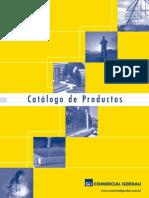 Catalogo Tecnico Español Cg_2006
