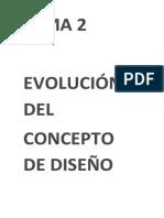 EVOLUCION-DISENO