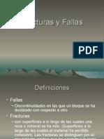FRACTURAS Y FALLAS