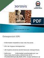Osteoporosis 2015