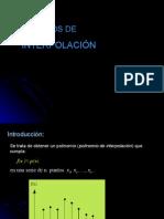 PPT 14 - interpolacion