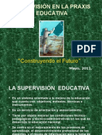 Supervision y Praxis