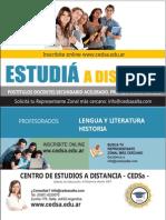 folleto profesorado