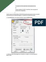 Manual Para Escanear en Epson Workforce m200