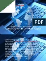 Internet de Medio de Comunicacion