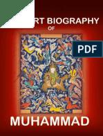 Short Biography of Muhammed