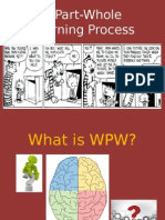 wpw learning process ppt