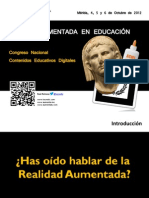realidadaumentadayeducacion-121001041459-phpapp01