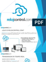 Software Web Software Web Reloj Control