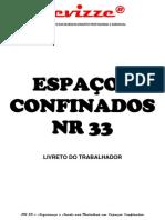 Apostila Espaço Confinado PDF