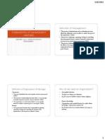 Fundamental of Management Mgt162