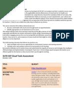 portfolio  2 cloud tools assessment-3