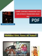 2014 - A - Cierre Contable