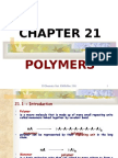 Matriculation Chemistry ( Polymers )