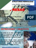 PRESAS- GENERALIDADES