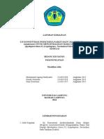 Laporan Kemajuan MuhammadAgungHardiyanto UniversitasLampung PKM P