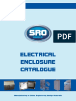 SRO Enclosures Cat2
