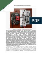Control Difuso de Un Motor DC Implementado en Un Microcontrolador