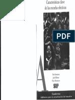 SAMMONS P.caracteristicas.clave.de.Las.escuelas.efectivas