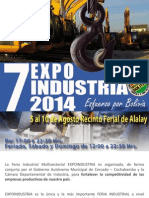 Catalogo Expo Industria 2014