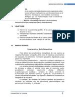 Informe Definitivo Hidrología (Sin Imágenes)