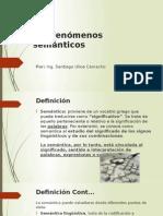 10. Fenomenos Semanticos