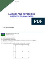 Pórtico Equivalente NBR 6118_2003
